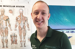 Back Pain | Andersons Injury Clinic